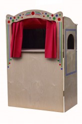 Puppet theater - universal 3 in 1