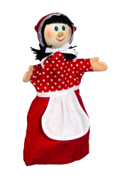 Little Red Riding Hood - Hand puppet