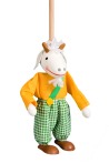 Young goat - puppet without thread