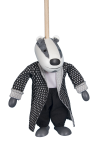 Badger - puppet without thread