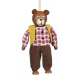 Bear - puppet without thread