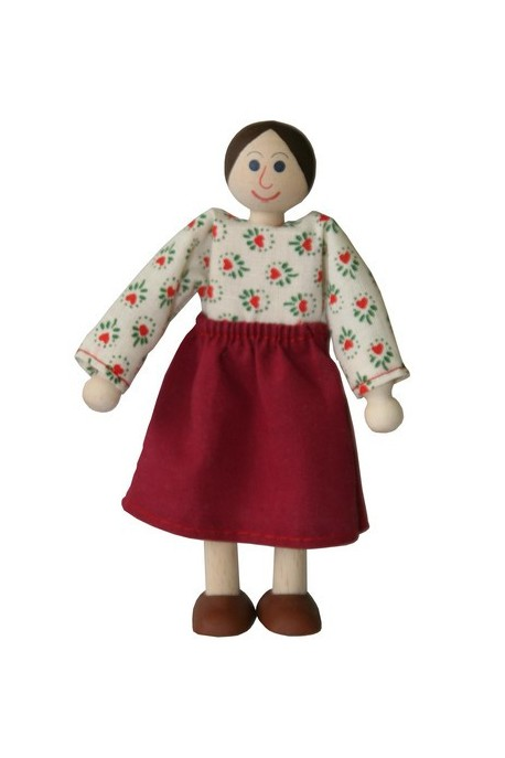 Mum - wooden toy
